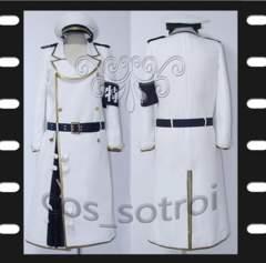 DOLLS ドールズ 特刑制服 白★コスプレ衣装