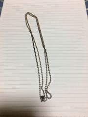 ティファニー(^^)  84センチ  ネックレス