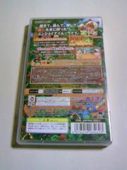PSP モンハン日記 ぽかぽかアイルー村/モンスターハンター エンジョイ アイルーライフ 猫 ゲーム