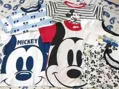 ミッキ-Tシャツ4枚&インナー2枚サイズ95�p4枚100�p2枚