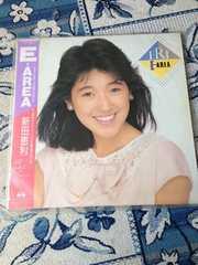 新田恵利 レコード E-AREA