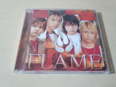 フレイムCD「ボーイズ・クエストBOYS QUEST」FLAME●