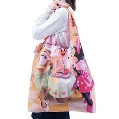品切 ディズニー TDL 実写 写真柄 ミニー デイジー クラリス 女子会 エコ バッグ