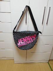 ジェニィ斜め掛けバッグ2回使用美品