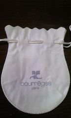 クレージュ巾着保存袋