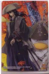銀魂G2★ クリアブロマイドカード SP118 桂&エリザベス
