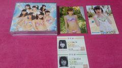 NMB48☆世界の中心は大阪や☆タイプB☆DVD付き�B枚組写真学生証付