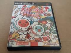 PS2☆太鼓の達人わいわいハッピー六代目☆