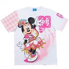 ディズニー夏祭り☆ミニーマウス☆Tシャツ☆Mサイズ☆