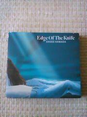 浜田省吾  EDGE OF THE KNIFE