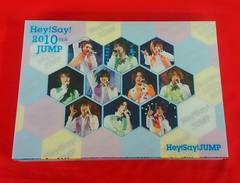 Hey!Say!JUMP Hey!Say!2010 TEN JUMP  初回限定盤DVD