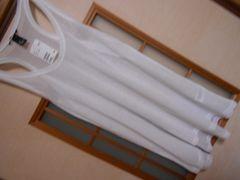 H&M*新品タグ付ロングタンクS*クリックポスト164円