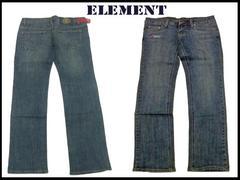 新 element エレメントジーンズ スケートストリート26インチ