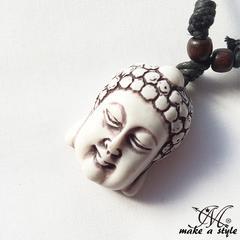 ブッダ 仏陀 仏教 大仏 buddhism ネックレス チョーカー 575