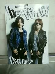 ☆B'zファンクラブ会報 vol.107☆