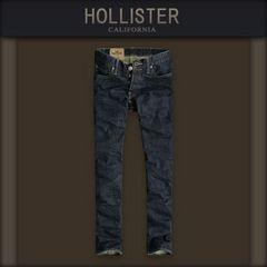 【Hollister】Vintage LOW RISE SKINNY ジーンズ 36/D.Wash