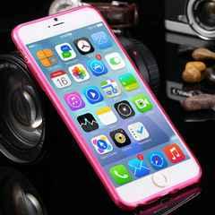 iphone6s/6  plus (5.5inch) ケース シリコンカバー ローズ