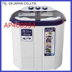 送料無料 新品 小型 二槽式洗濯機 マイセカンドランドリーTOM-05