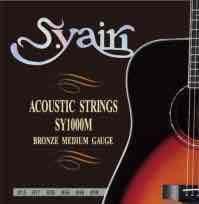 新品 s.yairi アコースティックギター用セット弦 M 切手払い可能