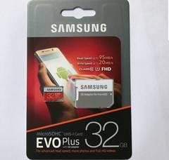 サムソン microSDカード32GB EVOPlus Class10