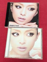 【即決】浜崎あゆみ(BEST)CD2枚セット