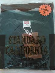STANDARD CALIFORNIA TシャツサイズSスタンダードカリフォルニアsurfサーフィン