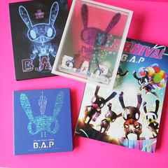 B.A.P★スペシャル盤等3点★ヨングク/ヒムチャン/デヒョン/ヨンジェ/ジョンオプ/ZELO