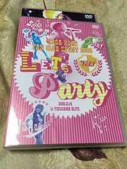 倖田來未ライブDVDファンクラブ限定盤 中古美品。