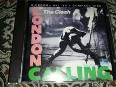 The CLASH/LONDON CALLING クラッシュ