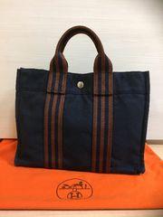 1円 ◆正規品◆ 美品 ◆ エルメス フールトゥー トート バッグ