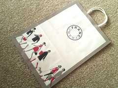Francfranc フランフランショップ袋 プレゼント用袋にも 美品