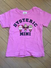 ヒステリックミニ ヒスミニTシャツ 80