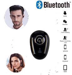 Bluetooth イヤホン ワイヤレスイヤホン  iPhone 重低音 黒