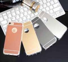 【新品】スマホケースソフトタイプiphone6PLUS対応ローズ