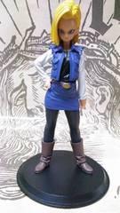 ドラゴンボールDXぴちぴちギャル『人造人間18号』フィギュア /美品