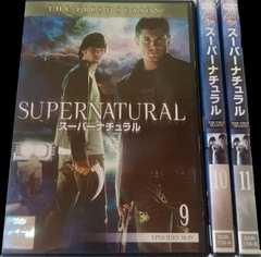 スーパーナチュラル シーズン1★DVD3本★SUPERNATURAL THE FIRST SEASON
