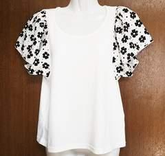 美品、激可愛、abc une face(アーベーセー アンフェイス)Tシャツ
