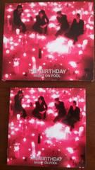 (CD+DVD)The Birthday/ザバースデイ☆NIGHT ON FOOL[初回盤]★