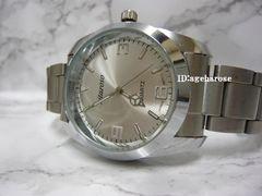 新品 ★腕時計 シルバー /エクスプローラ好きに