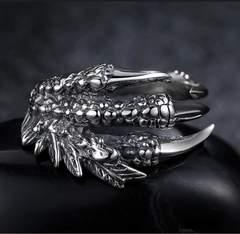 龍の爪のリング フリーサイズ