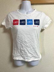 ★New Balance 白Tシャツ  M★