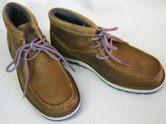 クラークスCLARKS新品ミッドカット ブーツ65995us7