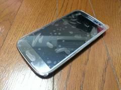 即落/即発!!SIMフリー 新品未使用 SC-03E Galaxy S3 α チタン