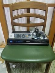 2010年W録300G!完動品!東芝HDD/DVDレコーダーRD-S300セット