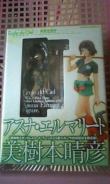 新品「ガンダムエコールデュシエル」フィギュア付きコミックス