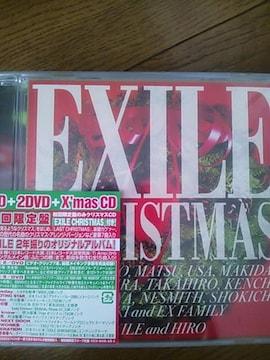 EXILE  オリジナルアルバム  CD+2DVD+X'mas CD