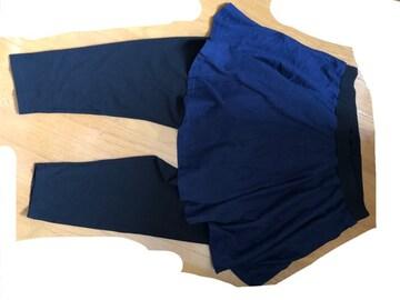 レギンススカート★大きいサイズ