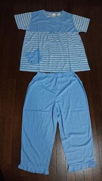 TOROYのパジャマ  半袖、七分パンツ  新品未使用
