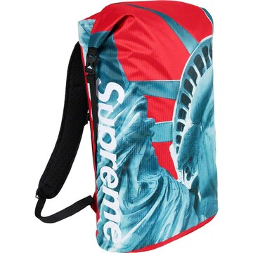 Supreme  North Face Statue of Liberty Waterproof Backpack
