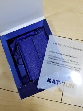 新品未使用 KAT-TUNオリジナルパスケース&コイルストラップ
